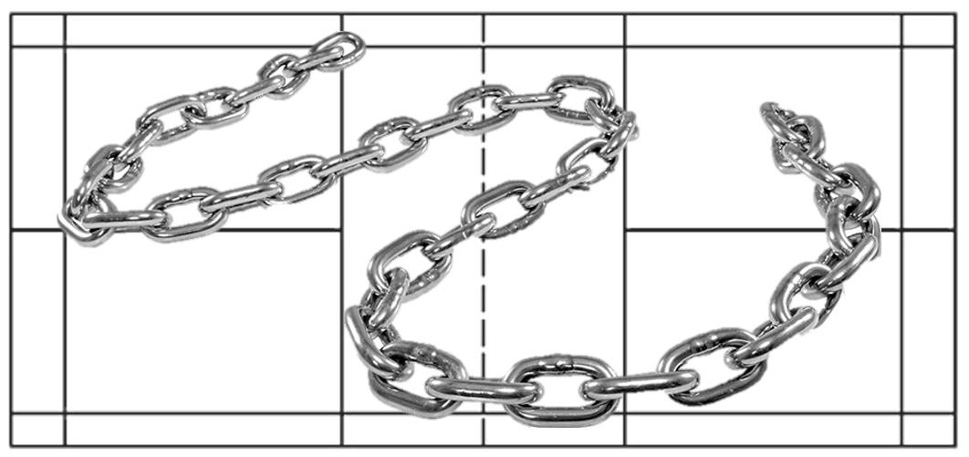 court chains