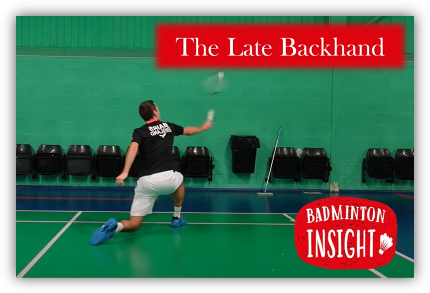 Long backhand