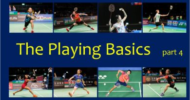 Badminton Basics Part 4
