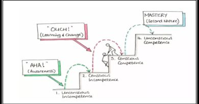 Stages of learning & doing