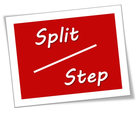 Try the Split Step challenge