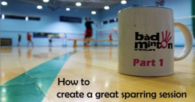 The Badminton Coaches guide to sparring sessions